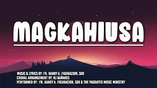 SONG_Magkaiusa (From \
