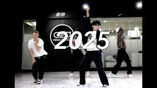 MIND DANCE (마인드댄스) 왁킹/소울 7:40 레벨업Class  | Candy Dulfer - 2025 | 김수진 T