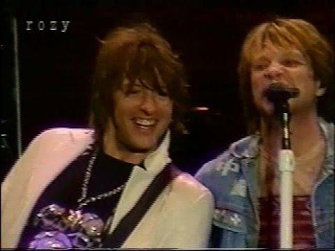 Bon Jovi - Live in Tokyo 2001 [Full]