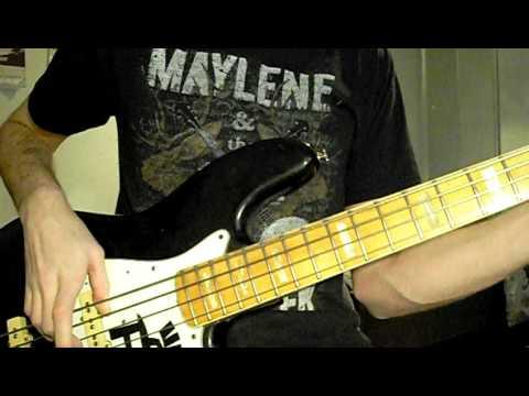 Ball And Chain Janis Joplin Bass Cover Youtube