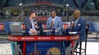 Warriors vs Cavaliers Game 2 Look Ahead | NBA GameTime | June 1. 2018