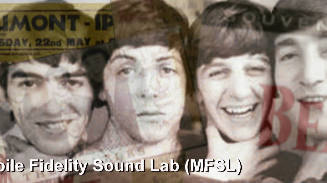 Beatles 24 Bit 96khz