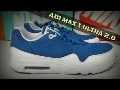 UNBOXING Sepatu NIKE Air Max 1 Ultra 2.0 Premium BR YouTube