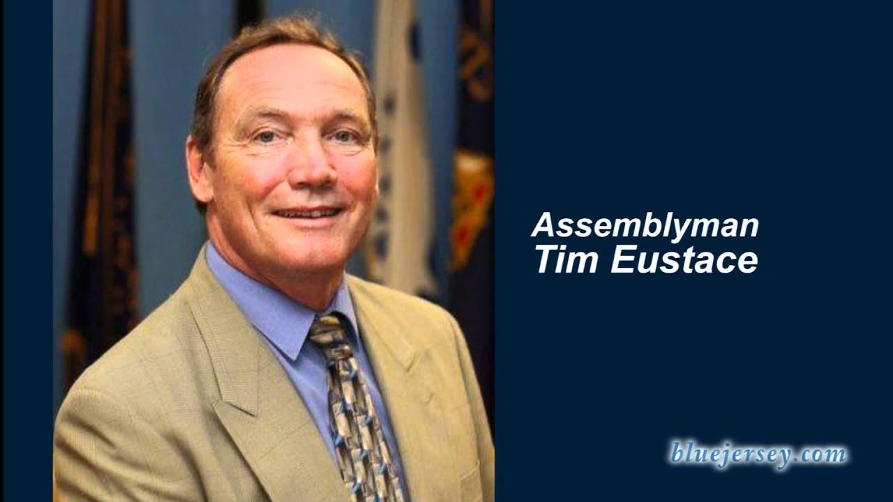 Tim Eustace Assemblyman Tim Eustace YouTube