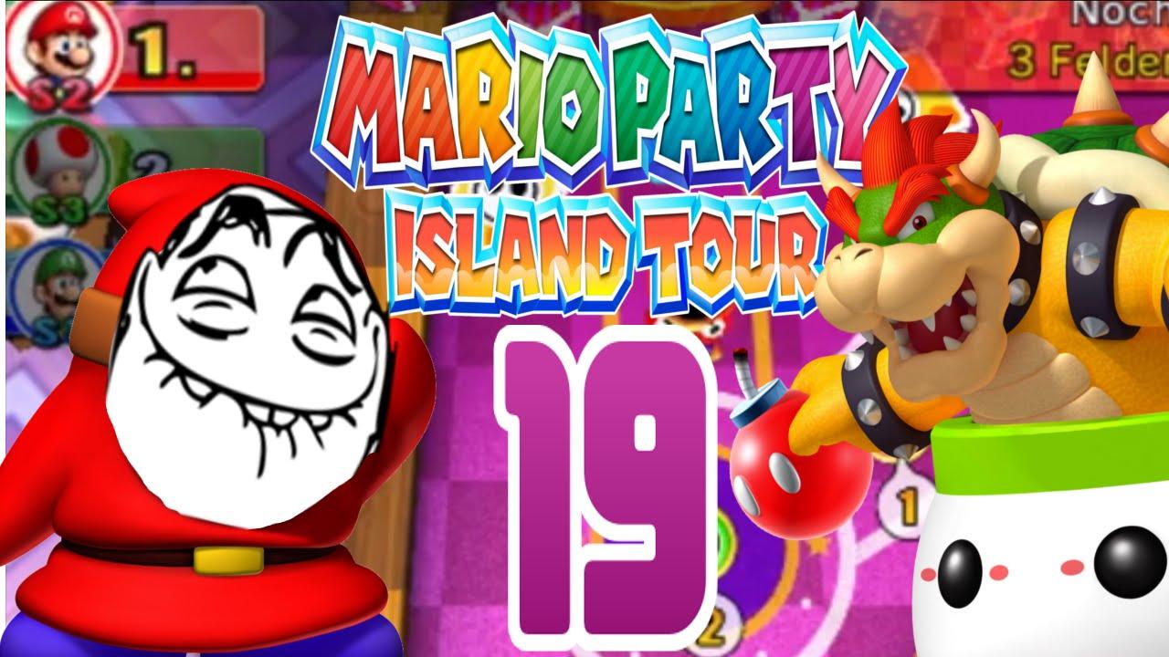 Let S Play Mario Party Island Tour