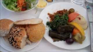 SEATTLE TO DUBAI ON EMIRATES BOEING-777 BUSINESS CLASS - Dubai 2014 (Day 1) - ohitsROME vlogs