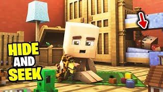VERSTECKEN IM KINDERGARTEN | Minecraft Hide and Seek