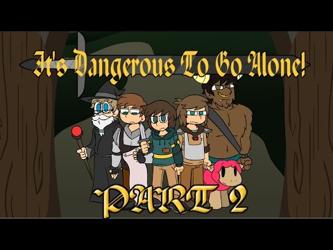 Billys Toon Times - It's Dangerous To Go Alone! | Part 2