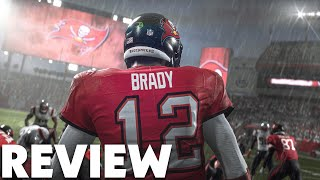 Madden NFL 22 Review – Back on Track, Mostly (Video Game Video Review)