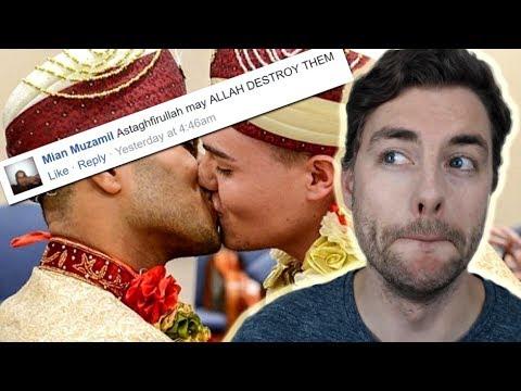 Muslims React to Gay Muslim Marriage