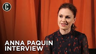 Anna Paquin's Policy to Support Her Female Co-Stars - Bellevue Interview