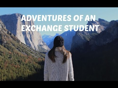 Adventures of Exchange Students in California!