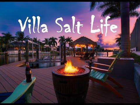 Villa Salt Life   Cape Coral   Florida   Www.cape-coral-vacation.com