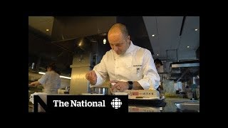 Alo, the best restaurant in Canada