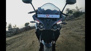 Pulsar Rs200 Led Headlights || High level Brightness || Awesome lighting in Rs200
