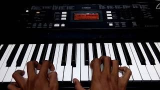 intro piano kandas