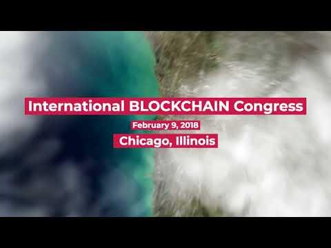 International Blockchain Congress 2018 in Chicago