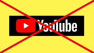 YOUTUBE CAN TERMINATE Your Channel | You Need A Website | Responding To Brian G Johnson