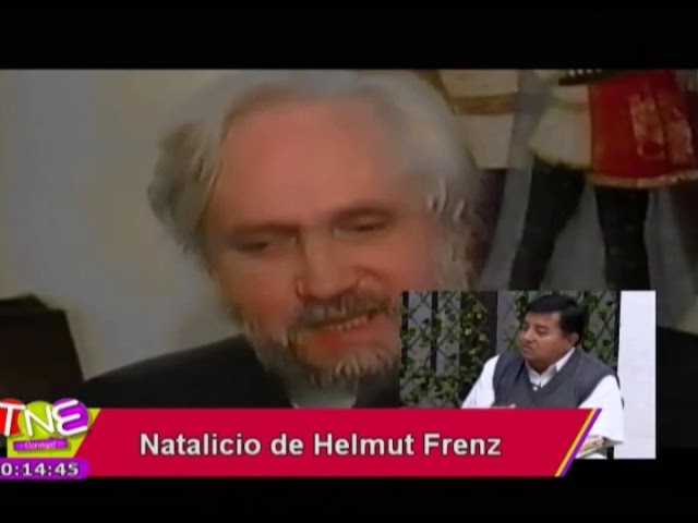 Natalicio de Helmut Frenz