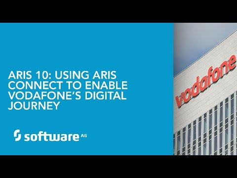 Demo: ARIS 10: Using ARIS Connect to Enable Vodafone's Digital Journey