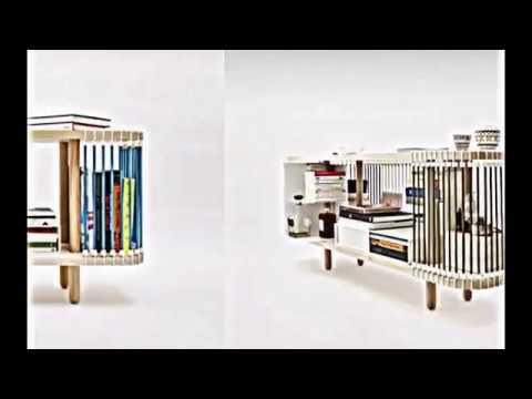 Anpassbares Sideboard Design aus Buchenholz von Polit