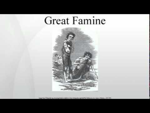 Great Famine (Ireland)