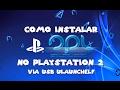 Download Como instalar OPL em BR  no PS2 via USB uLaunchELF MP3 song and Music Video
