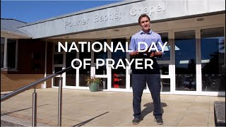 National Day of Prayer Message