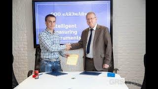 В Технопарке ГрГУ имени Янки Купалы подписаны договоры с двумя новыми резидентами