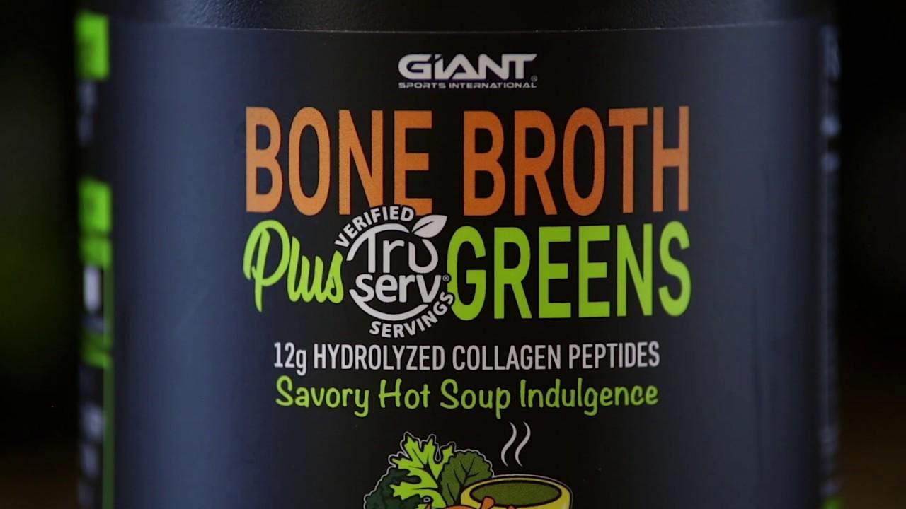 Bone Broth Plus Greens