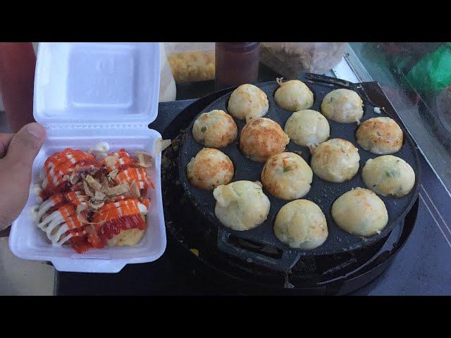 Thanh niên khởi nghiệp bán bánh TAKOYAKI vỉa hè Sài Gòn