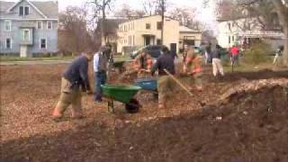 Southwest Community Farm Ground Covering