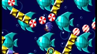 Sonic the Hedgehog - Sega Genesis - fifth emerald - User video