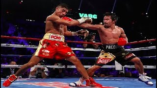 How 5 Foot 5 Manny Pacquiao Closes The Gap