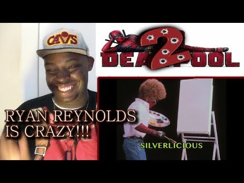 "Thumbnail: DEADPOOL 2 Deadpool's ""Wet on Wet"" Teaser REACTION!!!"