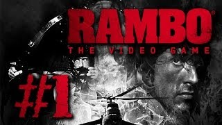 Thumbnail für das Rambo: The Video Game Let's Play