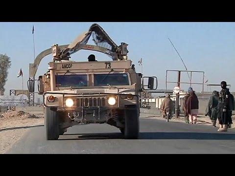 Sangin retaken as Afghan, US and UK forces push Taliban back