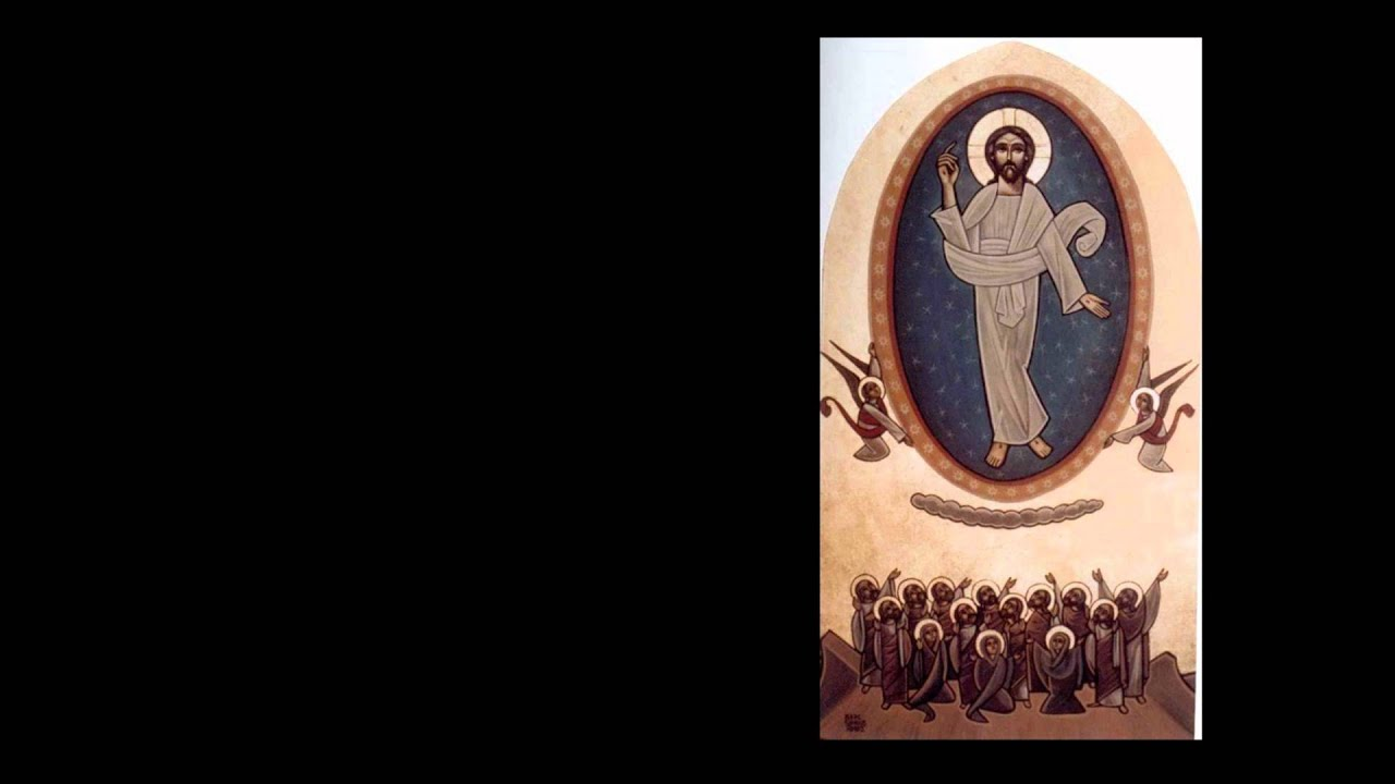 Ascension coptic psalm sengary (Sung by Malak Rizkalla)