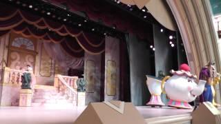 Beauty and the Beast, Hollywood Studios, Walt Disney World, May 2013