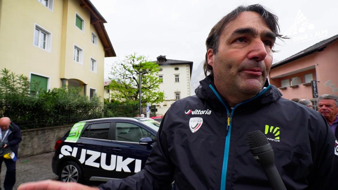 The 21st Team in the Race: Servizio Corse Vittoria