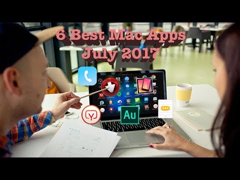 6 Best Mac Apps As of July 2017