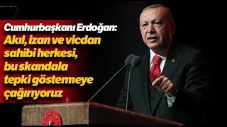 """Cumhurbaşkanı Erdoğan: """"Ahıska'da Son Dönem İnsanlık Tarihinin En Utanç Verici Sahnesi Yaşandı"""""""
