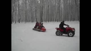 Надувные зимние сани купить в Краснодаре(, 2016-06-14T11:55:56.000Z)