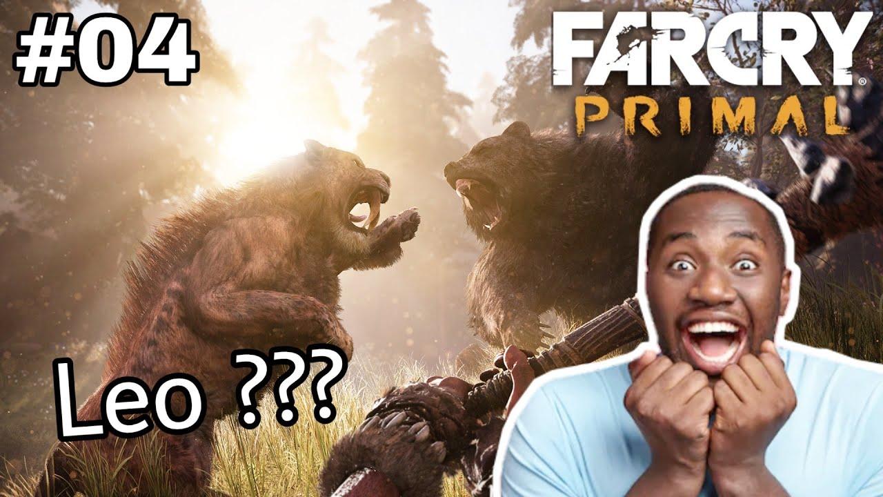 ទីបំផុតខ្ញុំជួប Leo ខ្លារបស់ Irithel ហើយ!!!😲 ឡូយណាស់!!! Far Cry Primal Part 04