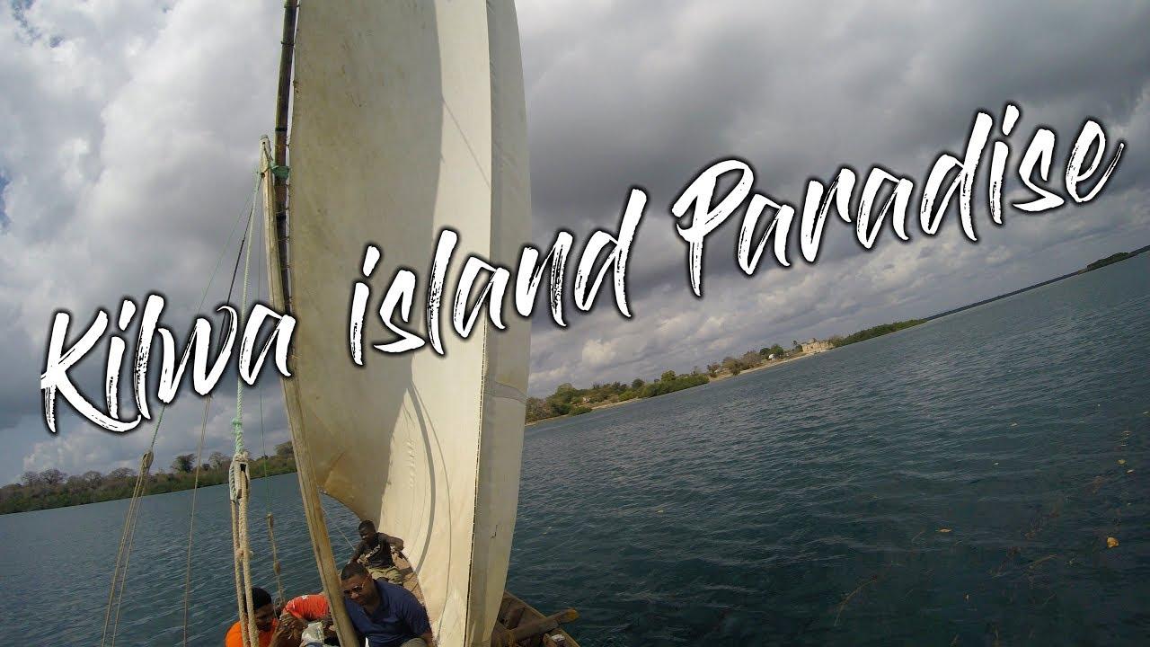 TANZANIA // KILWA // DAY TRIP TO PARADISE (2015)