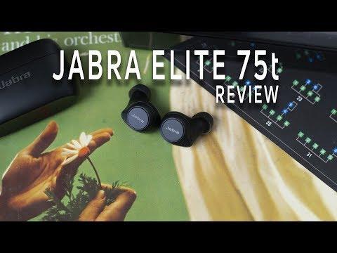 Jabra Elite 75t review: Still elite