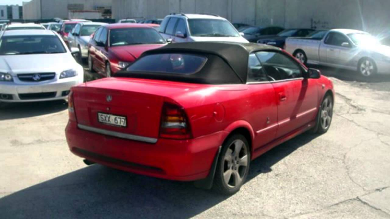 2004 holden astra ts convertible a shiraz red 4 speed automatic 2004 holden astra ts convertible a shiraz red 4 speed automatic convertible vanachro Choice Image