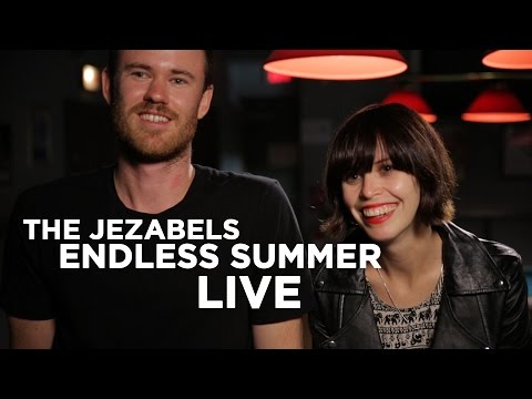Front Row Boston | The Jezabels - Endless Summer (LIVE)