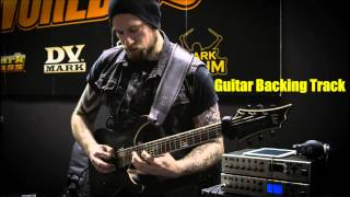 Andy James - what lies beneath [Guitar Backing Track]