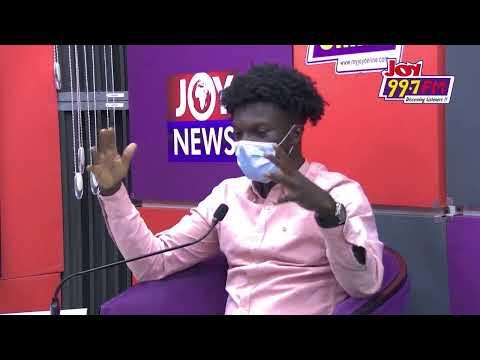 Joy Geek Squad is live with Kobby Spiky Nkrumah on Joy 99.7 FM. (11-5-2021)